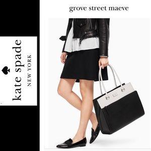 New Kate Spade Grove Street Maeve Shoulder Bag.